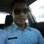 Valentine un policia muy guapo
