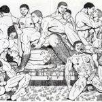 una orgia gay maduros jovencitos