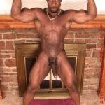 Negros musculosos al desnudo