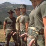 Pollas Militares ¿quien la tiene más grande?