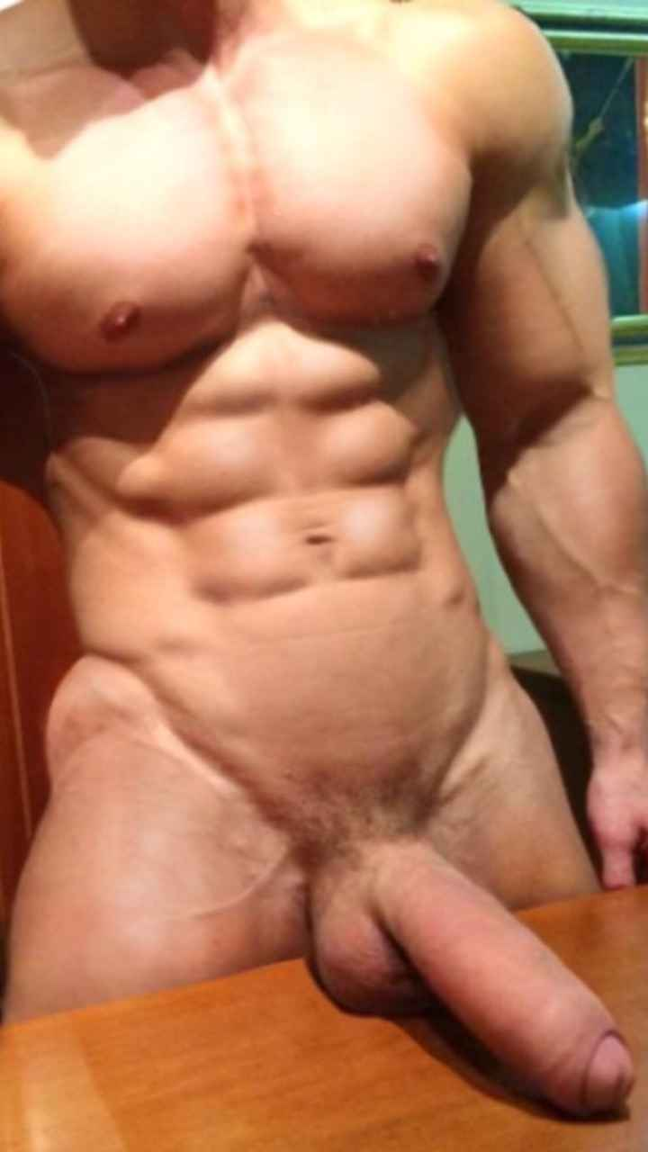 muscle men sexy