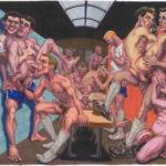 Orgía gay en los vestuarios de un equipo de fútbol
