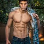 Belleza masculina chicos guapos musculados