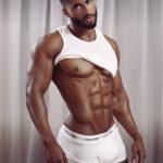 Omarion Ryan macho sensual con un cuerpo de escandalo
