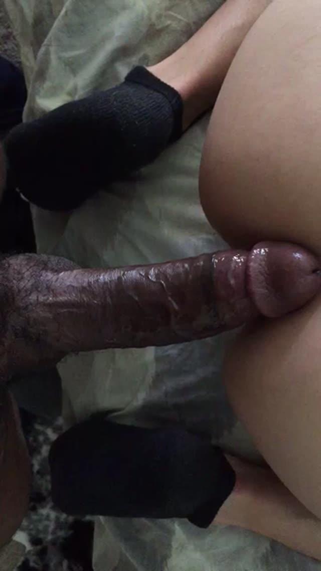 grande negro oral sin condón