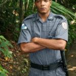 Bruno Loronha Police man en brasil